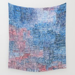 Spacetime Ripples Wall Tapestry