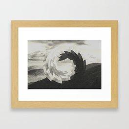 Natural Offset Framed Art Print