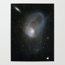 NGC 3921 Poster