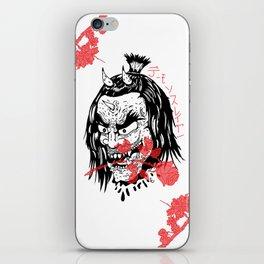 Demon Slayer iPhone Skin
