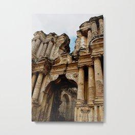 Ruins: Antigua, Guatemala Metal Print