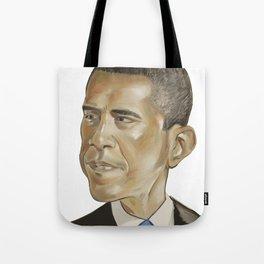 Barack Obama (US President) Tote Bag