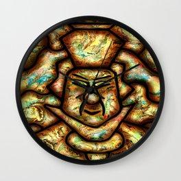 Tong by rafi talby Wall Clock