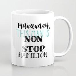Non Stop | Hamilton Coffee Mug