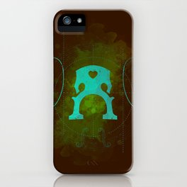 Sound of Cello iPhone Case