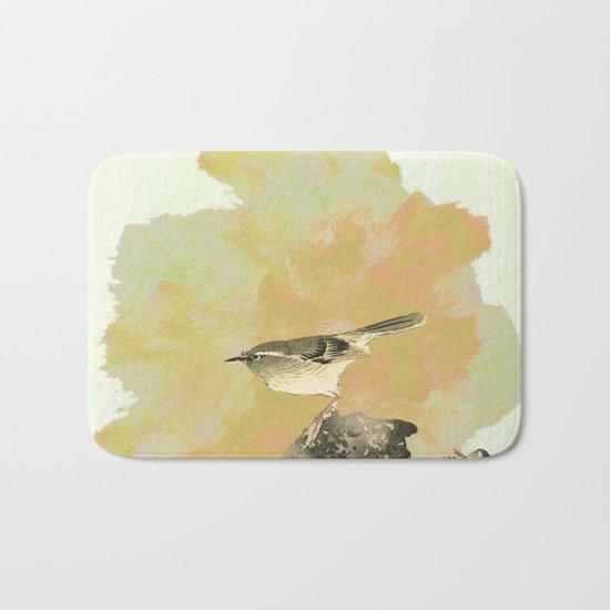 Oh !To be a bird! Bath Mat