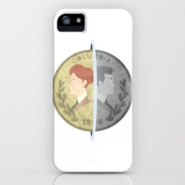 Heads or Tails ? iPhone Case