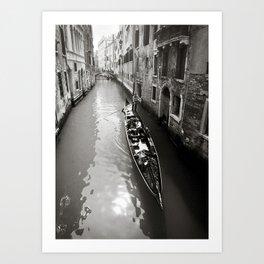 La Mia Venezia Art Print