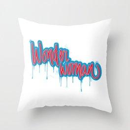 WW Throw Pillow