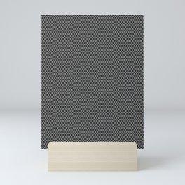 CHEVRON 1 Mini Art Print
