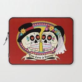 Los Novios (English) Laptop Sleeve