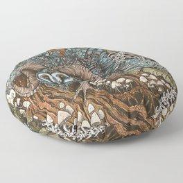Bone Picker Floor Pillow