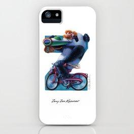 Zany Zoo Kazooer iPhone Case
