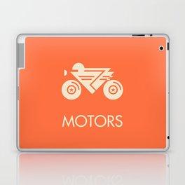 MOTORS / The Bike Laptop & iPad Skin