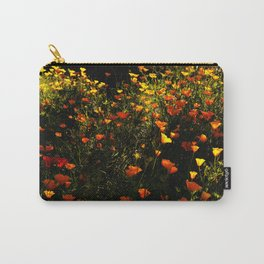 Beautiful garden flowers Carry-All Pouch