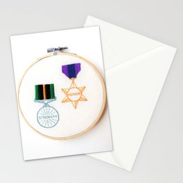 Strength & Honor Stationery Cards