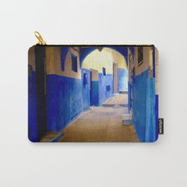 Tangier Morocco Medina Carry-All Pouch