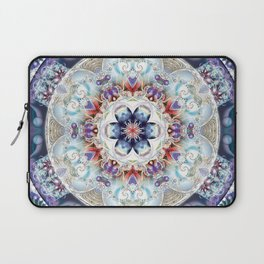 Mandalas from the Voice of Eternity 1 Laptop Sleeve