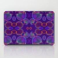 bubbles iPad Cases featuring Bubbles by ARTDROID