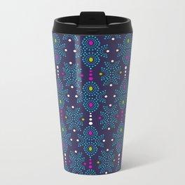 Stella Pattern Metal Travel Mug