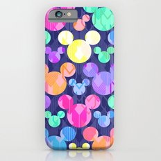 Mickey Mouse Bright Arrows Slim Case iPhone 6
