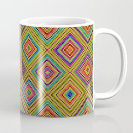 hang on to rhomb self Coffee Mug