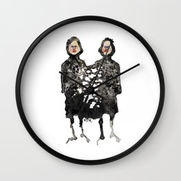 Codependent Wall Clock