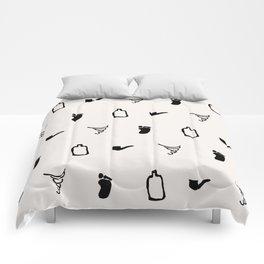 Saci Pererê Comforters