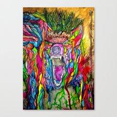 Guardian of Owl Farm Canvas Print