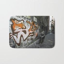 Neapolitan Graffiti Scoot Bath Mat