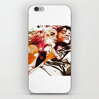 eternal sunshine of the spotless mind iPhone & iPod Skins featuring eternal sunshine of the spotless mind by Paola Rassu