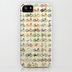 Bikes Slim Case iPhone (5, 5s)