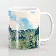 Up Mount Rainier Mug