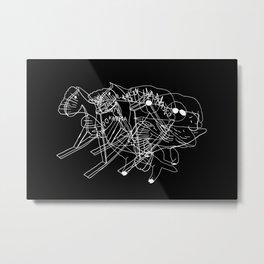 R&EI&A Metal Print