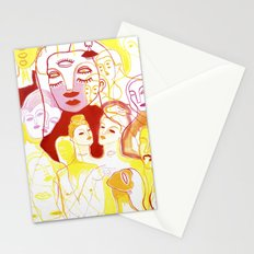 Women Stationery Cards