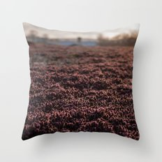 Field cover Throw Pillow