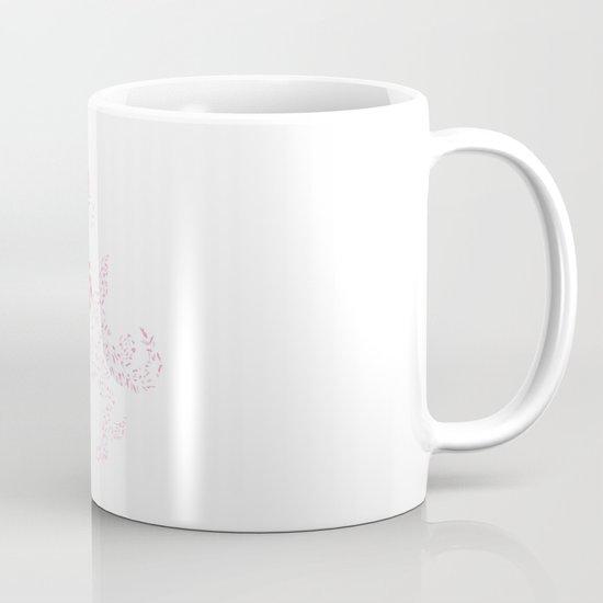 Okami Amaterasu - Cherry Blossom Form [WHITE] Mug