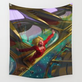 Fledgling Wall Tapestry