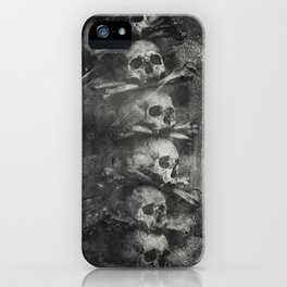 Once Were Warriors III. iPhone Case