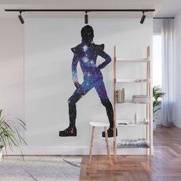 Ziggy Black Space Wall Mural