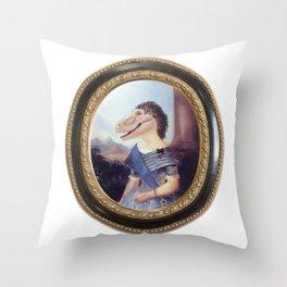 Framed Princess Laelaps Throw Pillow