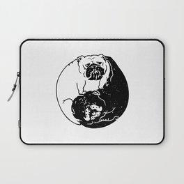 The Tao of English Bulldog Laptop Sleeve