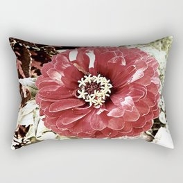 Red 2 Rectangular Pillow