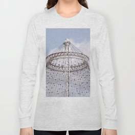 Metal Canopy Ring for U.S. Pavilion for The 1974 World's Fair Long Sleeve T-shirt