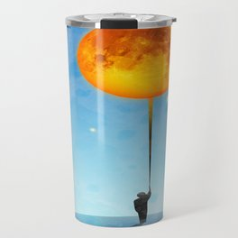 Moon holder Travel Mug