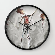 Brains! Wall Clock