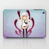 anxiety iPad Cases featuring Anxiety by Freeminds