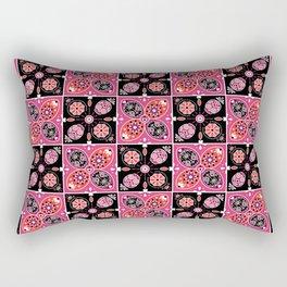 Soul Tiles Rectangular Pillow