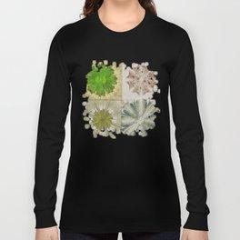 Grasshouse Configuration Flower  ID:16165-050526-69250 Long Sleeve T-shirt