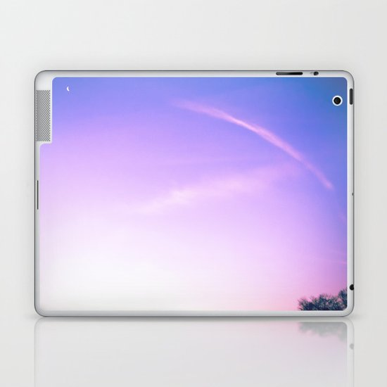 To the Moon Laptop & iPad Skin